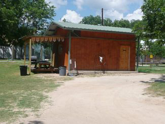 Cabin Rental For 16 On The Guadalupe River Canyon Lake