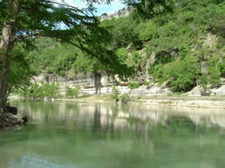 New Braunfels Camping >> Reserve Riverfront Campsite Guadalupe River Primitive Tent Camping